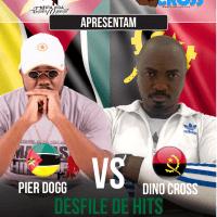 MOÇAMBIQUE VS ANGOLA: Desfile de Hits