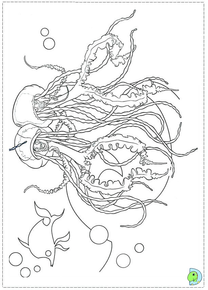 Free Coloring Pages Of Lola Shark Tale