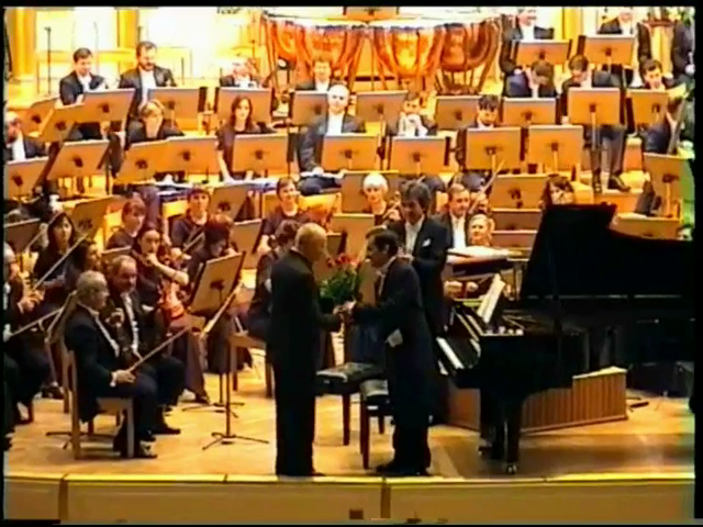 as a soloist with the Poznan Philharmonic Orchestra - Poland