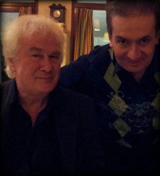 with the famous Dutch pianist and arranger Frederic Meinders