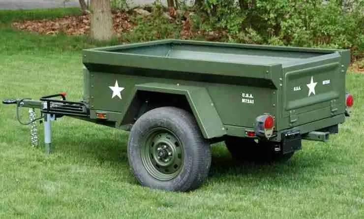 M416 Military Tub Kits Fiberglass Tub Kit by Dinoot