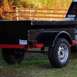 jeep M416 trailer by Dinoot Trailers heading-out