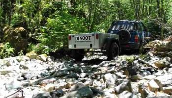 Dinoot Jeep Style Trailer New Custom Build 2