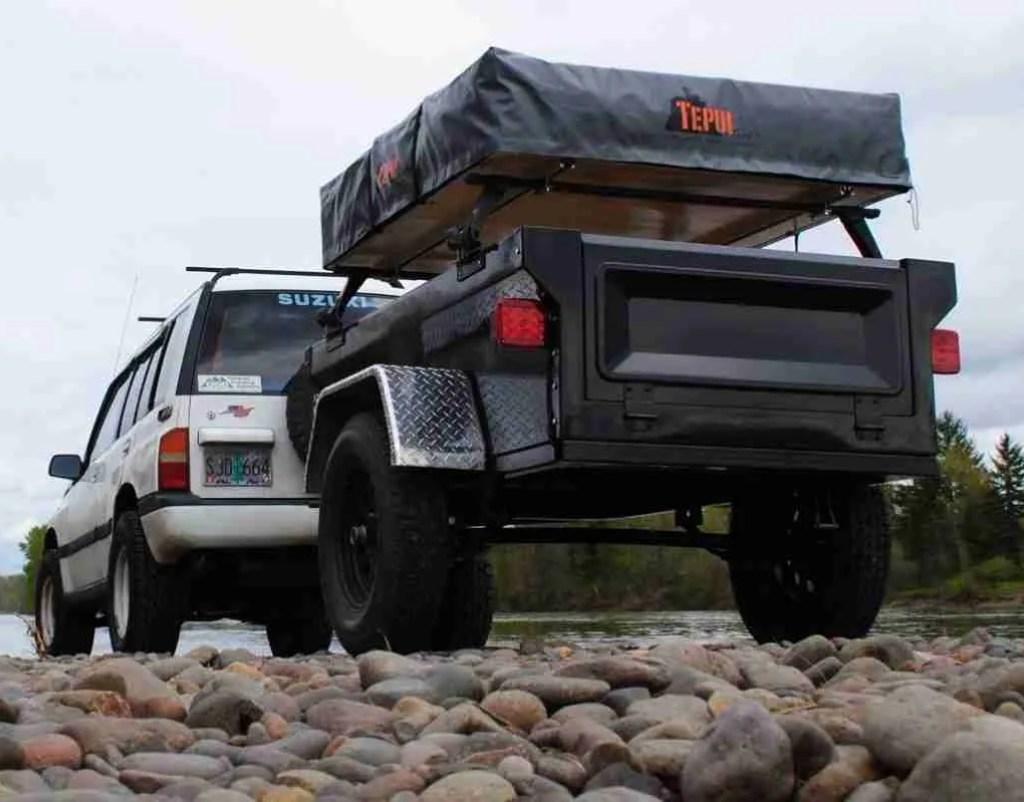 M416 M-Series Dinoot Trailer