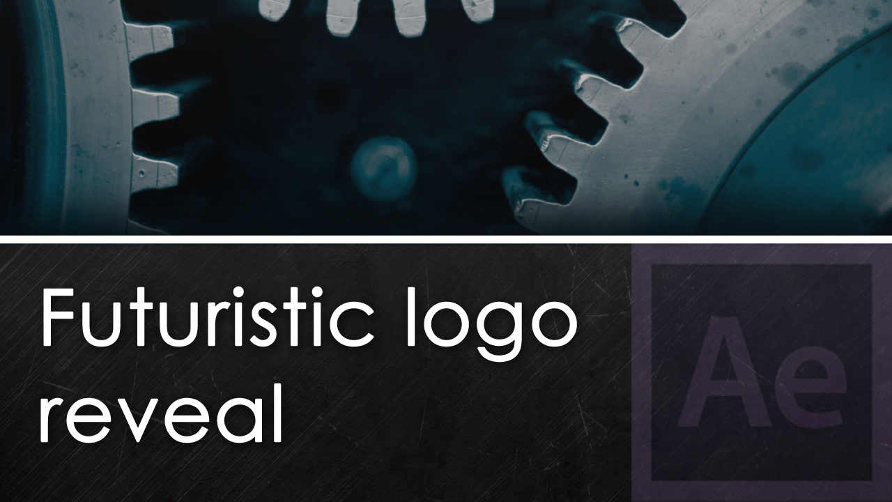Futuristic Logo Reveal