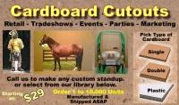 diy cardboard cutouts - Diy (Do It Your Self)