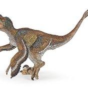 Papo 55055 - Velociraptor mit Federn, mehrfarbig - 1