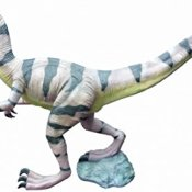 Raptor - Lebensgroße Dinosaurier - DIN028
