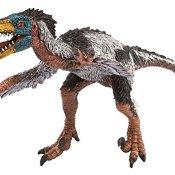 Bullyland 61466 - Spielfigur - Velociraptor, Circa 24 cm - 1