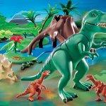 PLAYMOBIL® 4171 - T-Rex mit Velociraptoren - 1