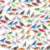 German Trendseller® - 24 x Dinosaurier Figuren ┃ Lebensecht ┃ Dino ┃ Kindergeburtstag ┃ Spielen Lernen und Sammeln - 1