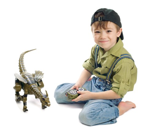 Dinosaurier ferngesteuert Fotolia_30894464_S-dinigruen