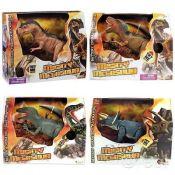 Neu Mighty Megasaur Ferngesteuert Oder Batterie Dinosaurier T-Rex Offiziell - 1