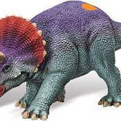 Ravensburger tiptoi® Dinosaurier Triceratops klein - 1
