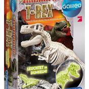 Clementoni Dinosaurier - Skelett, »Ausgrabungsset T-Rex«