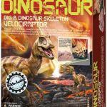 4M® Dinosaurier Ausgrabungset Velociraptor