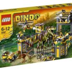 Lego Dino 5887 - Dinosaurier Forschungsstation