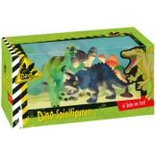 Moses Verlag Dino-Spielfiguren 6-teilig