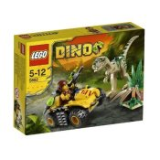 Lego 5882 Dino Ambush Attack by Constructive Playthings - 1