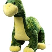 Stofftier Plüschtier Kuscheltier Dinosaurier Dino 50 cm lang