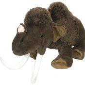 Wild Republic 15381 - Cuddlekins Jumbo Mammut, Plüschtier, 104 cm