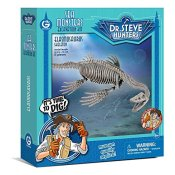 Geoworld CL1685K - Dr. Steve Hunters: Dino Ausgrabungs-Set - Elasmosaurus-Skelett, Alter: 6+, größe: 37 cm