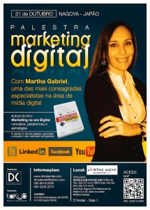 Marketing Digital - Martha Gabriel