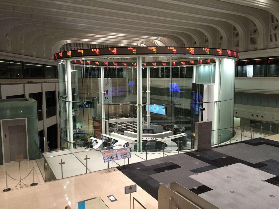 O caminho do IPO no Japão