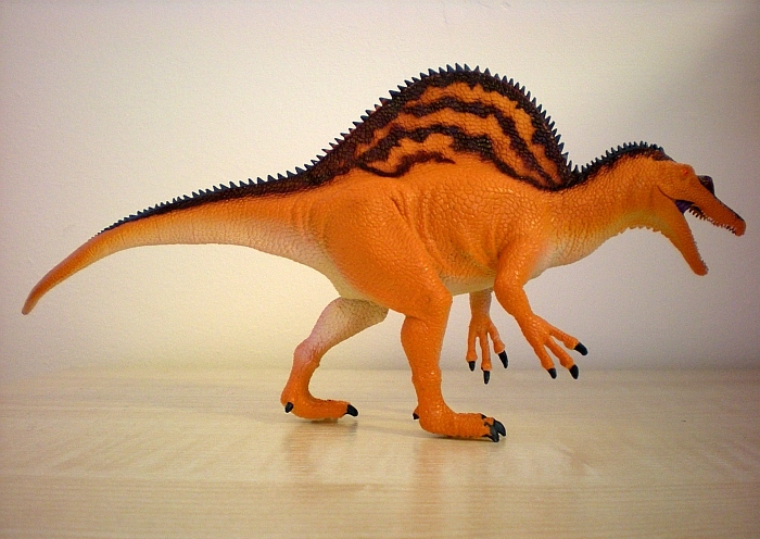 spinosaurus soft model by favorite co ltd � dinosaur
