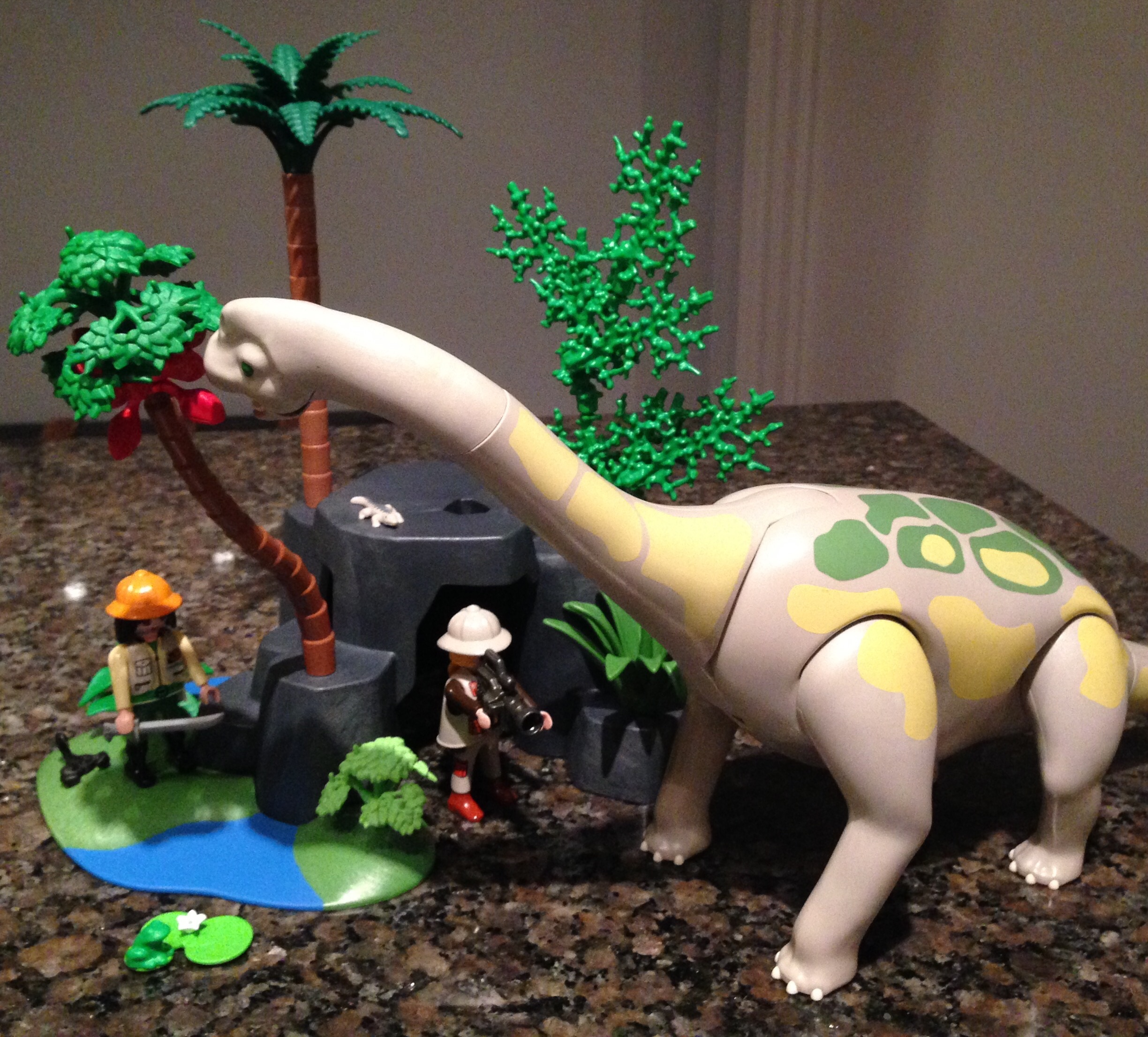 Brachiosaurus playmobil dinosaur toy blog - Dinosaur playmobile ...