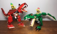 Mighty Dinosaurs (Creator by Lego)  Dinosaur Toy Blog