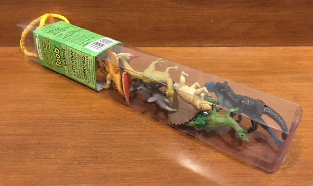 Safari Ltd Carnivorous Dinos Toob