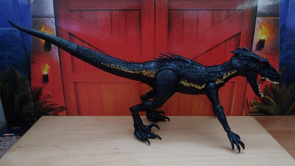Jurassic World Fallen Kingdom Super Poseable Indoraptor Jurassic Park Mattel NEW