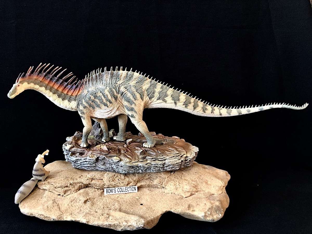 18/'/' Pnso Rare Euhelopus Huge Dinosaurs Model Toy Scientific Art Figure Gift New