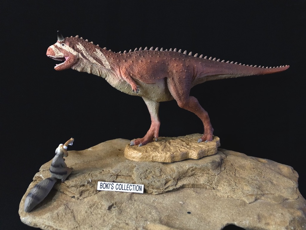 Carnotaurus (CollectA Deluxe) | Dinosaur Toy Blog