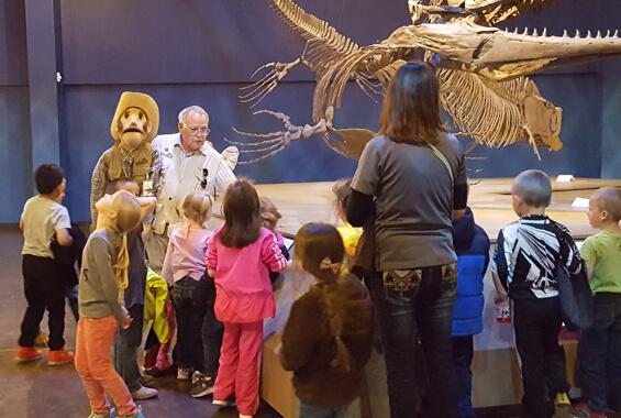 Birthday Parties Royal Gorge Dinosaur Experience