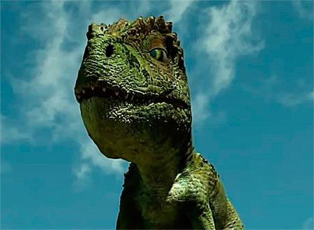 Тарбозавр 3D мультфильм 2011: охота