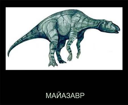 10 самых удивительных фактов о динозаврах