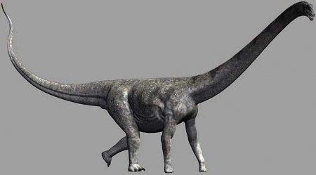 Самый большой динозавр на Земле: Пуэртазавр