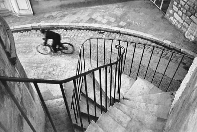 © Henry Cartier Bresson