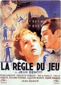 La Règle du Jeu 1939 Cover