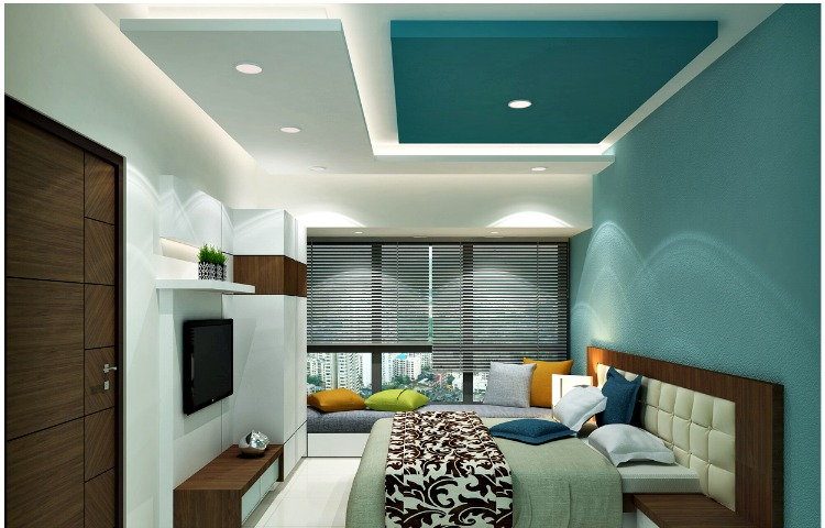 False Ceiling Designs For Bedroom
