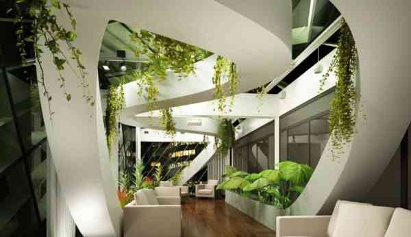 interior & indoor landscape design