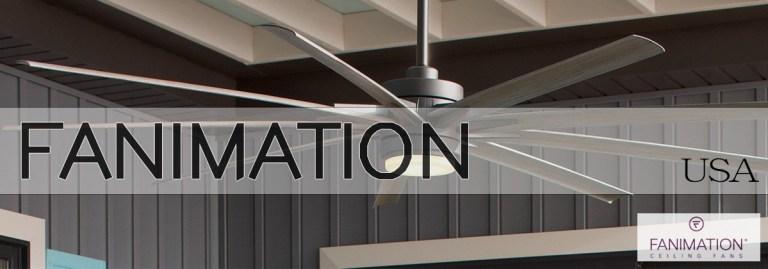 お洒落な輸入照明器具,アメリカン照明,fanimation,ファニメーション