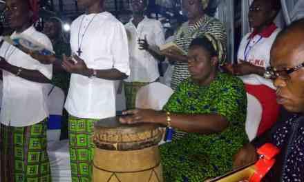 La journée mondiale de la vie consacrée célébrée à Idiofa