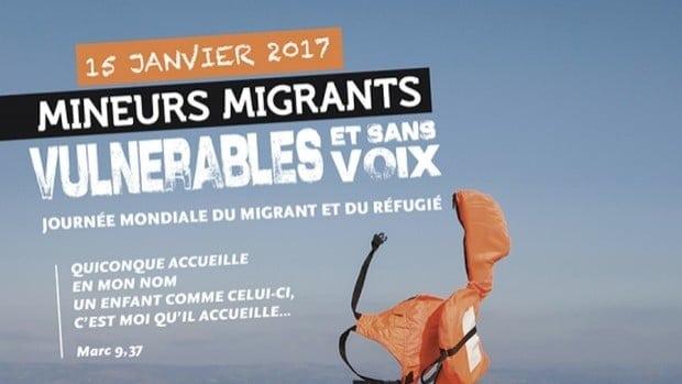 Communiqué commun des évêques allemands et français en responsabilité auprès des migrants