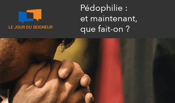 Visuel présentant la vidéo sur la pédophilie