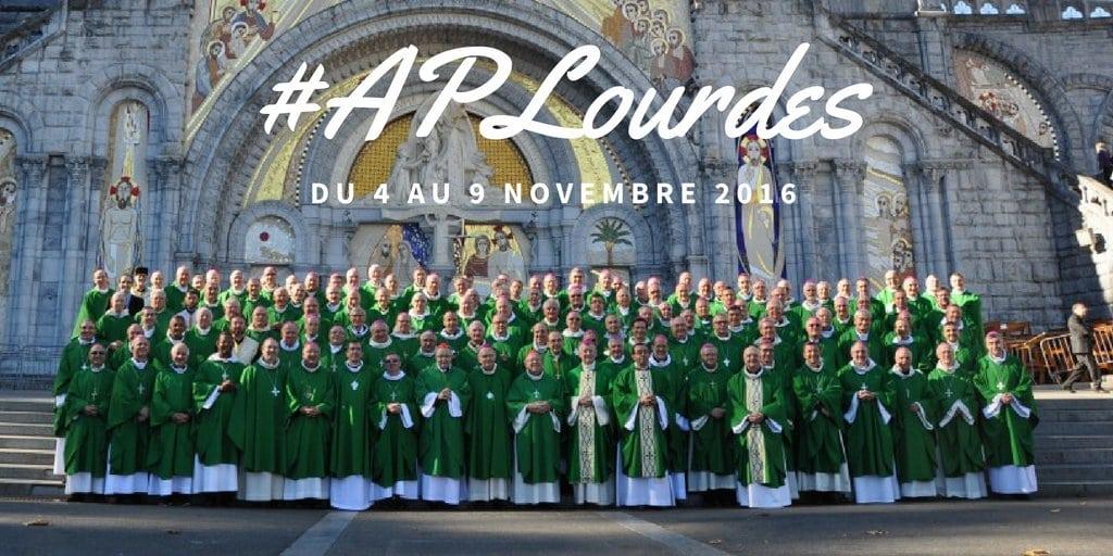 Évêques de France : Assemblée plénière de Novembre 2016