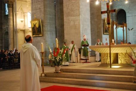 Appel de l'ordinand par l'évêque