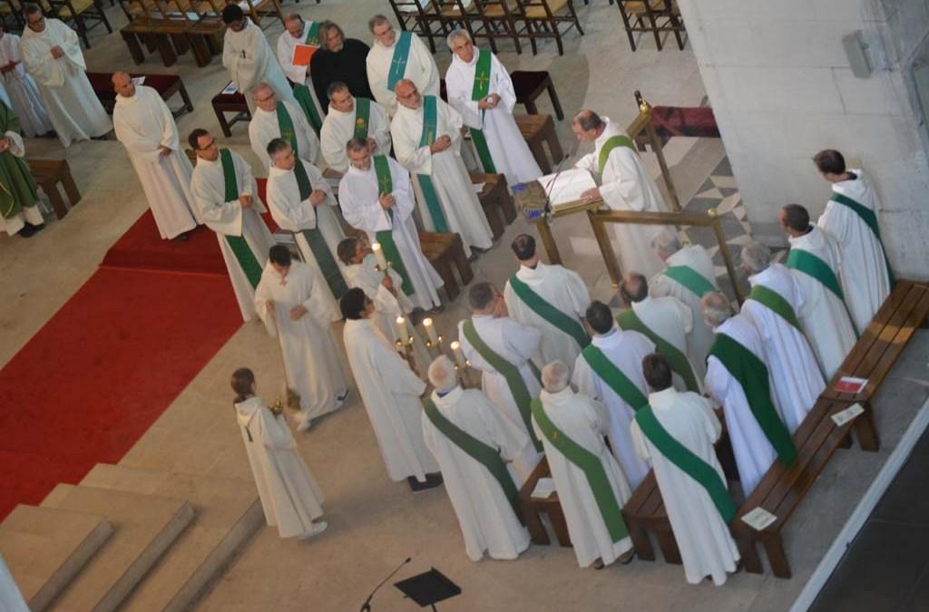 Deux ordinations diaconales, le 18 juin à Bergerac